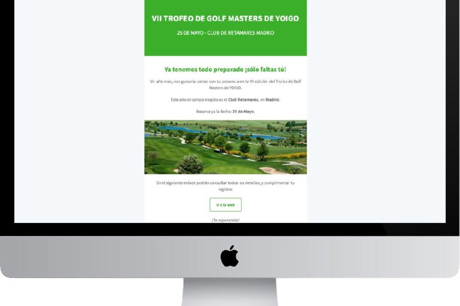 Mac Golf Yoigo