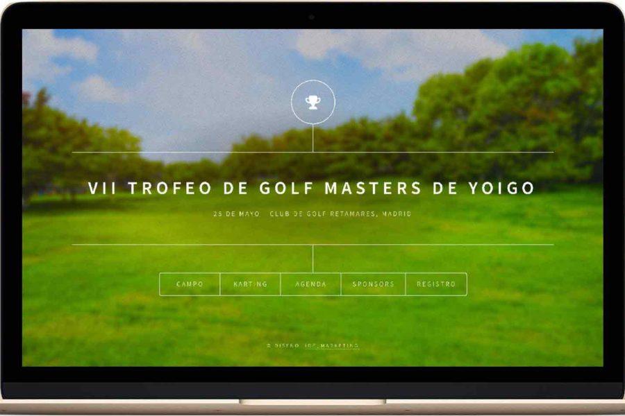 torneo golf yoigo