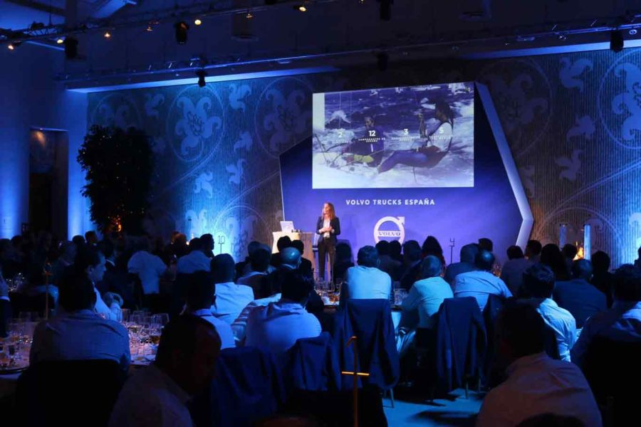 volvo trucks convencion